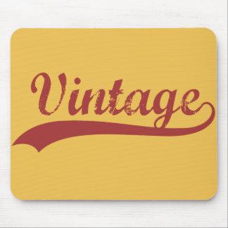 Vintage Mouse Pad
