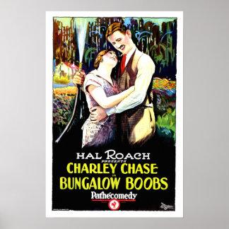 Vintage Movie Poster- Hal Roach Comedy