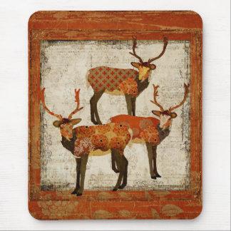 Vintage Mum Bucks Mousepad