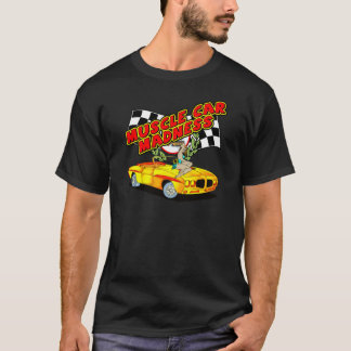 Vintage Muscle Car Madness T-Shirt