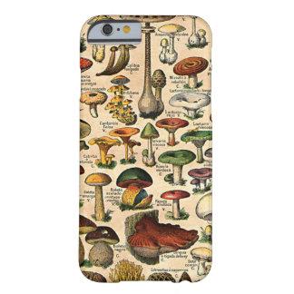 Vintage Mushroom Guide iPhone 6 iPhone 6 Case