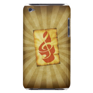 Vintage Music iPod Touch Cases