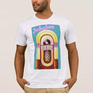 Vintage Music Jukebox T-Shirt