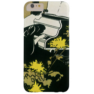 Vintage Music, Miss Traumerei Playing Piano, Reed Barely There iPhone 6 Plus Case