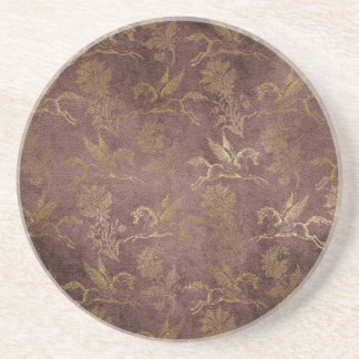Vintage Mythology Fantasy Pegasus Wallpaper Coaster