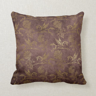 Vintage Mythology Fantasy Pegasus Wallpaper Cushion