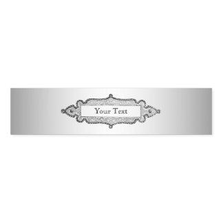 Vintage Name Plate Napkin Band