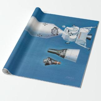 Vintage NASA Spacecraft and Rockets