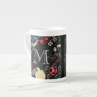 Vintage Nature Frame Tea Cup