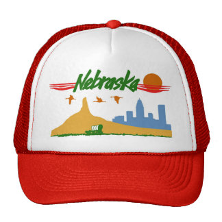 Vintage Nebraska Hat