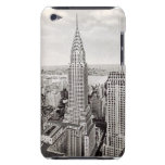 Vintage New York Chrysler Building Barely There iPod Cover