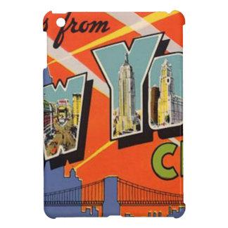 Vintage New York City iPad Mini Cover
