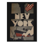 Vintage New York Travel Post Cards