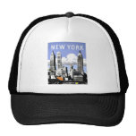 Vintage New York Trucker Hat