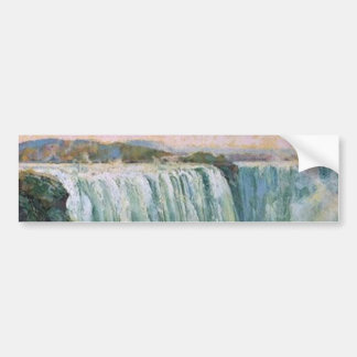Vintage Niagara Falls Bumper Sticker