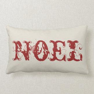 Vintage Noel Christmas Pillow Home Decor