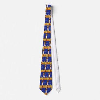 Vintage Norderney Germany Tie
