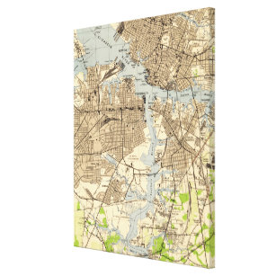 Portsmith Virginia Map.Portsmouth Virginia Map Gifts On Zazzle Au
