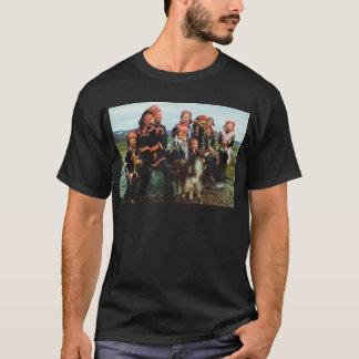 Vintage Norway, Lapland, Sami family 1950 T-Shirt