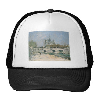 Vintage Notre Dame de Paris Hats
