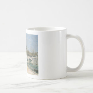Vintage Notre Dame de Paris Coffee Mug