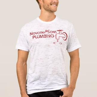 Vintage Novotny & Sons Plumbing T-Shirt