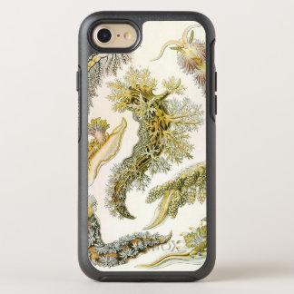 Vintage Nudibranchia, Sea Slugs by Ernst Haeckel OtterBox Symmetry iPhone 7 Case