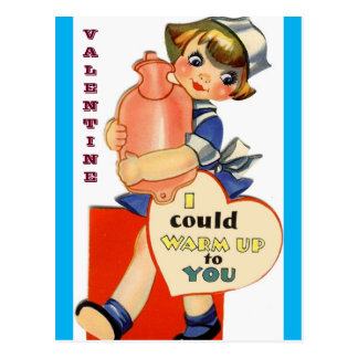 Vintage Nurse: Valentine Card for Nurses