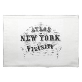 Vintage NYC Placemat