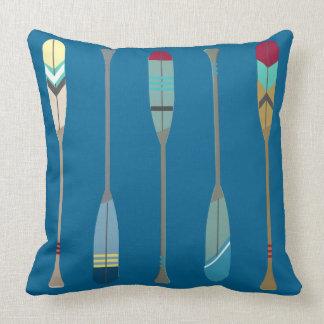 Vintage Oars Cushion