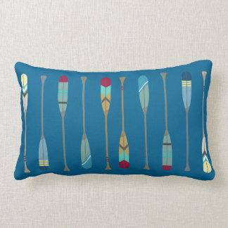 Vintage Oars Lumbar Cushion