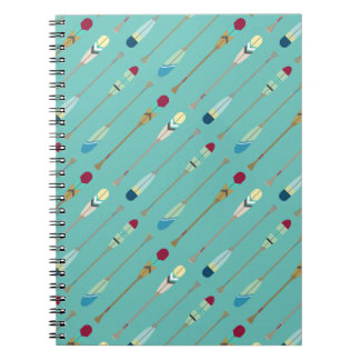Vintage Oars Notebook