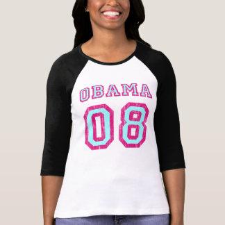 Vintage Obama Team 08 Shirt