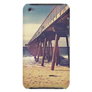 Vintage Ocean Pier iPod Case-Mate Cases
