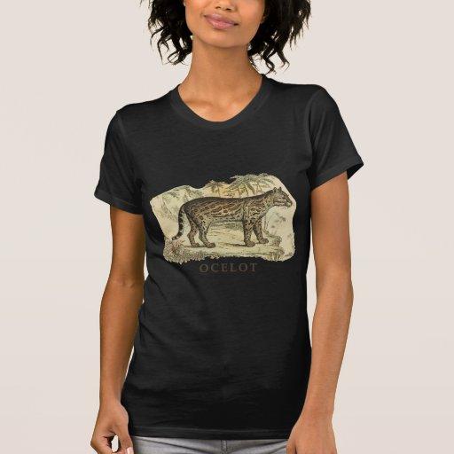 Vintage Ocelot T Shirts