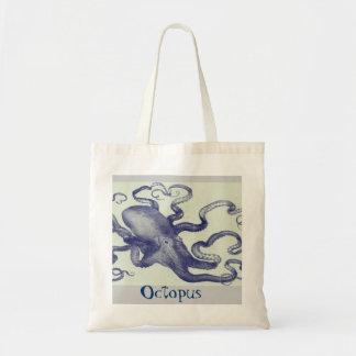 vintage octopus bag
