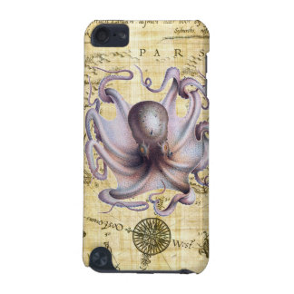Vintage octopus iPod touch (5th generation) cover