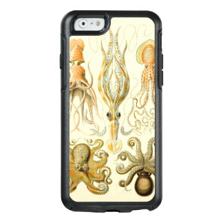 Vintage Octopus Squid Gamochonia by Ernst Haeckel OtterBox iPhone 6/6s Case