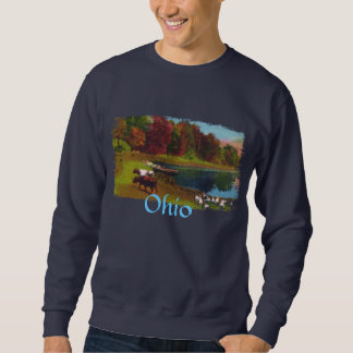 Vintage Ohio Farm Men's Shirt