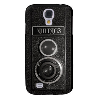Vintage Old Film Camera Effect Galaxy S4 Samsung Galaxy S4 Cover