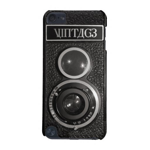 Vintage Old Film Camera iPod Touch 5G Case
