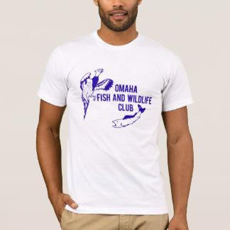 Vintage Omaha Fish and Wildlife Club T-Shirt