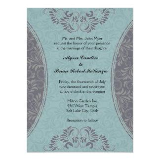 Vintage Onate Invitation