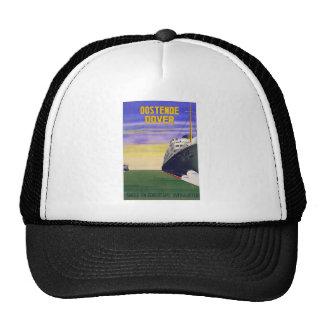 Vintage Oostende Dover Mesh Hat