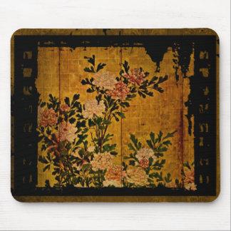 Vintage Oriental Mouse Pad