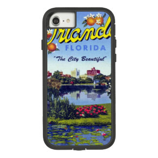 Vintage Orlando Florida iPhone Case
