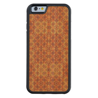 Vintage Ornate Baroque Carved Cherry iPhone 6 Bumper Case