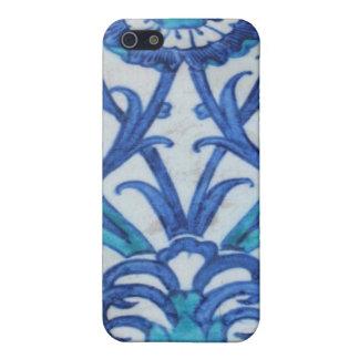 Vintage Ottoman Tile FLORAL DESIGN iPhone 5/5S Covers