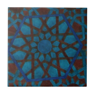 Vintage Ottoman Tile geometric DESIGN