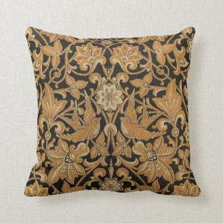 Vintage Owen Jones Textile Cushion